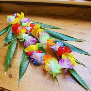 50-x-Ghirlanda-Hawaiana-Lei-Collana-Hula-Leis-Fiori-di-KurtzyTM-0-1
