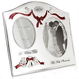 Anniversario Di Matrimonio 40 Anni Regali.Idee Regalo Anniversario Matrimonio 40 Anni