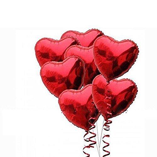 Popolare Palloncini a forma di cuore con corde per San Valentino  UE18