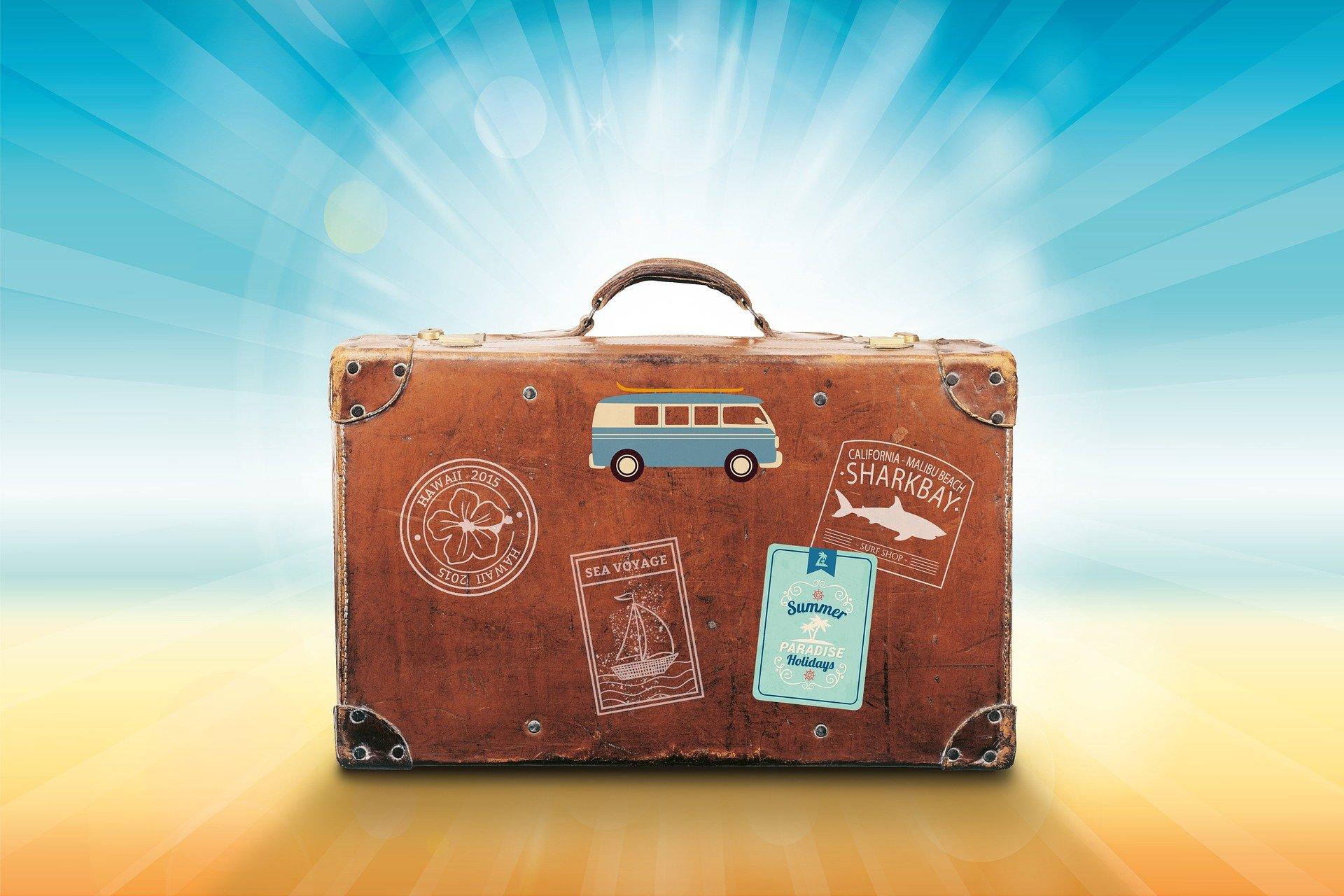 accessori per viaggiare