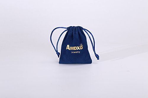 9ec5ffb34c36fe AMDXD Gioielli Acciaio Inossidabile Gemelli da Uomo Dentista Dentale ...