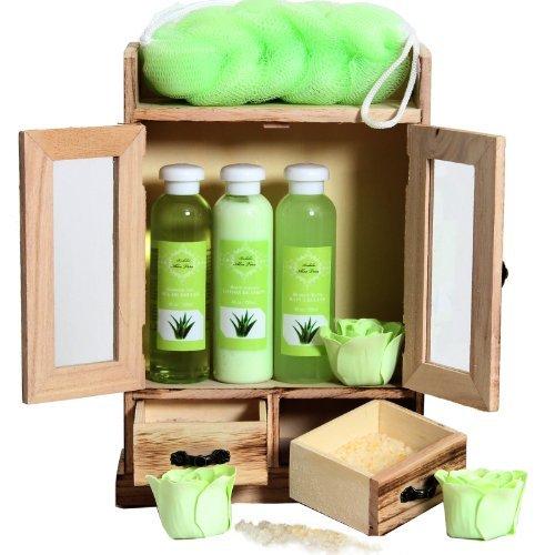 Brubaker cosmetics bagno e set per la cura l 39 armadio in for Oggetti per la casa economici