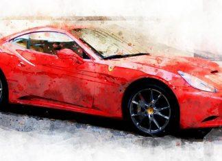 regalo Ferrari